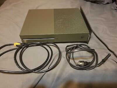 Microsoft Xbox One S 1TB Console with HDMI and power cables only