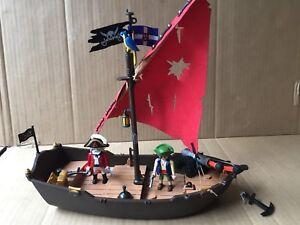 Playmobil Pirate Dinghy 4444