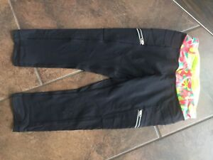Ivivva gym crops size 10