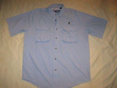 Reel Legends Performance Clothing Fishing Shirt Men