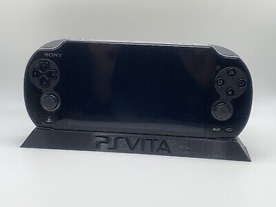 Sony PS Vita PlayStation Vita PSV 1000 - 3D Printed Stand Black