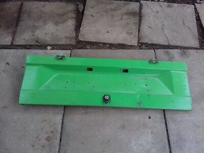 Used, VW T25 T3 doka pickup engine door boot lid hatch for sale  Bristol