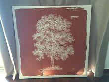 Large Wall Hanging- Painted Copper Autumn Tree Fremantle Fremantle Area Preview