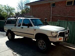 1997 Toyota Hilux Ute Upwey Yarra Ranges Preview