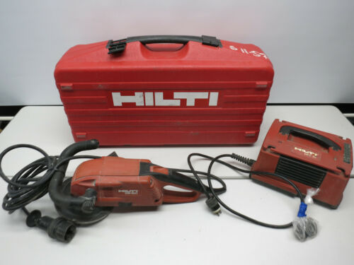Hilti DG150 Diamond Cup Wheel Grinder Power Converter DPC 20