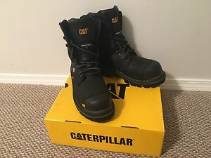 Brand new Cat Work Boots. Size 9.5.