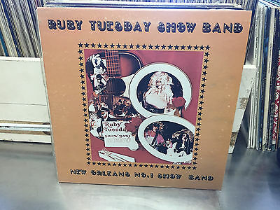 Ruby Tuesday Show Band New Orleans No  1 Show Band Vinyl Lp Ex Private Press