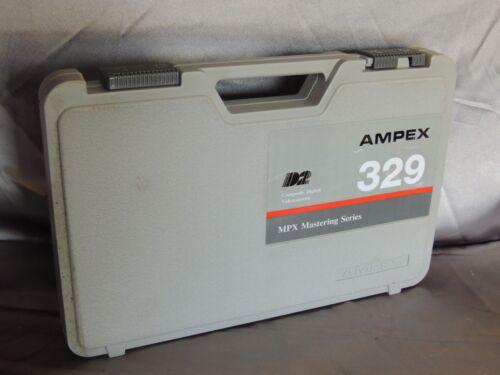 AMPEX 329 D2 MPX Mastering Series Tape 126 Min