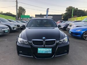 2008 BMW 320d Automatic turbo diesel Executive