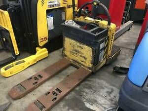 Hyster B60ZAC Battery Electric Pallet Truck Truganina Melton Area Preview