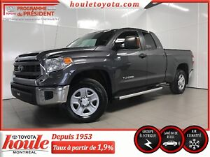 2014 Toyota Tundra 4x4 Cabine double 2014, 4 portes, 6 passagers