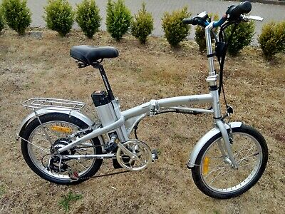 wisper electric bike