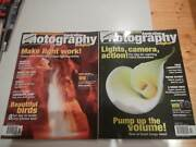 2 AUSTRALIAN PHOTOGRAPHY DIGITAL MAGAZINES EXCELLENT COND $1 EACH Panorama Mitcham Area Preview