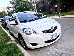 Toyota Yaris 2012 for sale with only 40,500