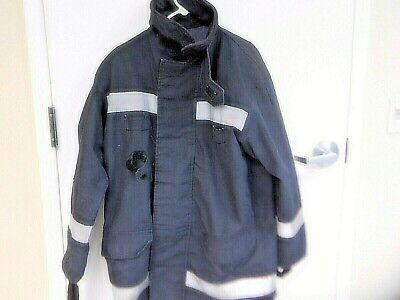 Bristol British Fire Fighting Coat Pants Turn Out Gear Uk