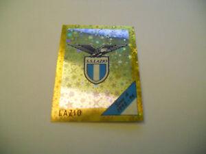 FIGURINE-PANINI-CALCIATORI-1995-96-LOGO-BADGE-BANDIERA-LAZIO-134-N-1996-95