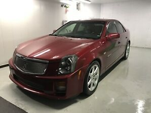 Cadillac CTS-V EXCELLENTE CONDITION LOW KM
