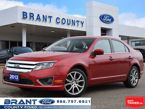 2012 Ford Fusion SEL - ROOF, AWD, HEATED SEATS!