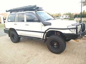 2006 Toyota LandCruiser Wagon. Low kms. Lots of fruit. Canning Vale Canning Area Preview