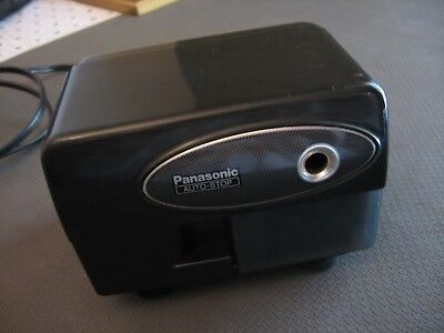 Panasonic Kp-310 Electric Pencil Sharpener Black