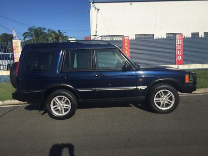 2002 Land Rover Discovery TD5 Automatic  4X4