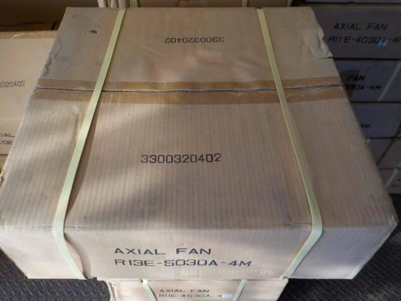 500mm Axial Fan
