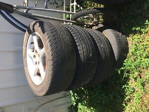 Toyota Celica mag wheels
