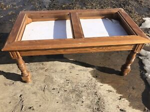 Coffee table project