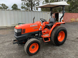 Kubota L3400D  FWA/4WD Londonderry Penrith Area Preview