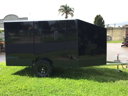 BRAND NEW!!! ENCLOSED MOTORBIKE MULTI PURPOSE TRAILER!!