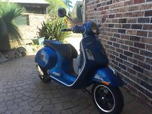 As new 2016 Vespa GTS300 Super ABS & Traction Control Mona Vale Pittwater Area Preview