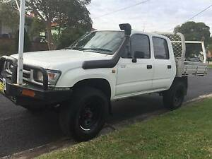 2000 Toyota Hilux Ute North Lambton Newcastle Area Preview