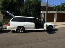 For sale 2001 Holden Commodore Wagon with Fridge Randwick Eastern Suburbs Preview