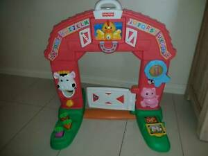 Fisher price laugh and learning farm Horsham Horsham Area Preview