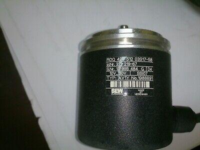 Heidenhain Encoder Roq 424-512-03s17-8510-30 V D.c New