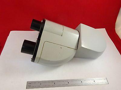 Microscope Part Zeiss Germany Head Optics As Is Bine2-a-10
