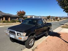 Toyota Hilux 4x4 Bonner Gungahlin Area Preview