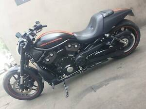 Harley Davidson NightRod Special Vrod