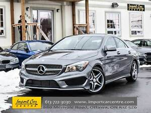 2016 Mercedes-Benz CLA-Class 250 4MATIC AMG PACKAGE DYNAMIC SELE