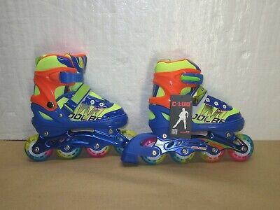Rollerblade Combo Kids Kinder-Inline Skates Inliner Protektoren Gelenkschutz Set