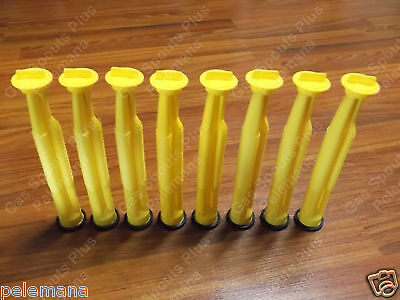 8 Gas Spouts Stoppers Scepter Moeller Blitz Eagle Gott Rubbermaid Igloo Midwest