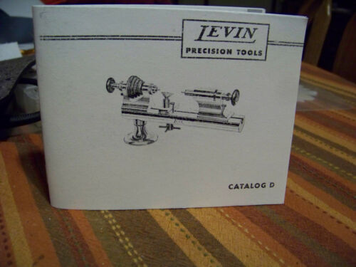 watchmakers lavin lathe catalog