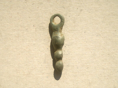 Celtic Amulet - Celtic Protomoney - Phallic Amulet