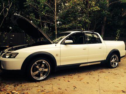*Must Sell*2004 Holden Crewman cross8 LS1 V8 AWD Port Douglas Cairns Surrounds Preview