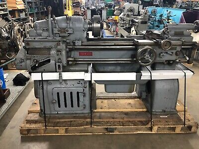 13 X 30 Pratt And Whitney Toolroom Lathe
