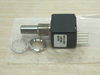 14 5vdc Bourns Ena1j-b28-l00100l Axial Optical Incremental Rotary Encoder Oem