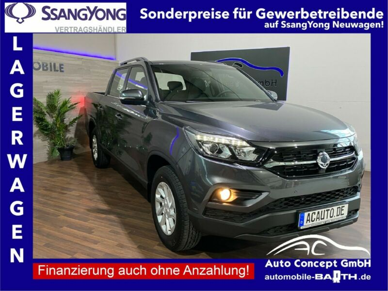 Ssangyong MUSSO Grand Quartz MY20 4WD