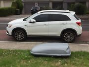 Roofrack luggage pod South Morang Whittlesea Area Preview
