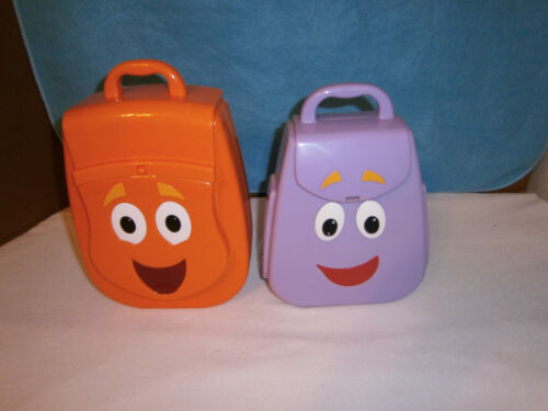 My Talking Backpack, Dora The Explorer