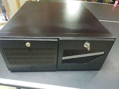 Axiom Industrial Rackmount 19 Pc Ax6156 Sbc81612 Pentium Iii 2.8ghz 512ram